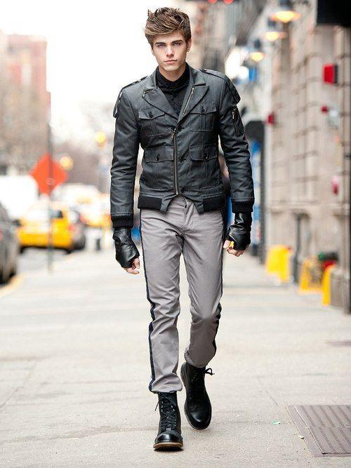 Gay Fashion Guy 66