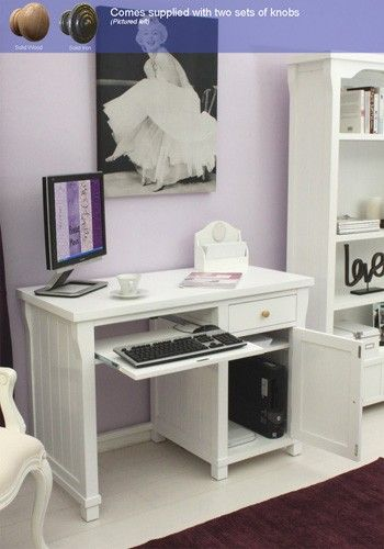 This Hampton Single Pedestal Computer Desk is a part of Hampton and a great Desk.  The dimension of this Hampton Single Pedestal Computer Desk are as follows - the height is 80CM, the width is 112CM the depth is 55CM and the volume of this Hampton Single Pedestal Computer Desk is 0.49CBM.  The International Article Number or EAN number is 5060164711704 and the weight is 59.00kg.  This Hampton Single Pedestal Computer Desk is an authentic Baumhaus product and Bonsoni is proud to be an…