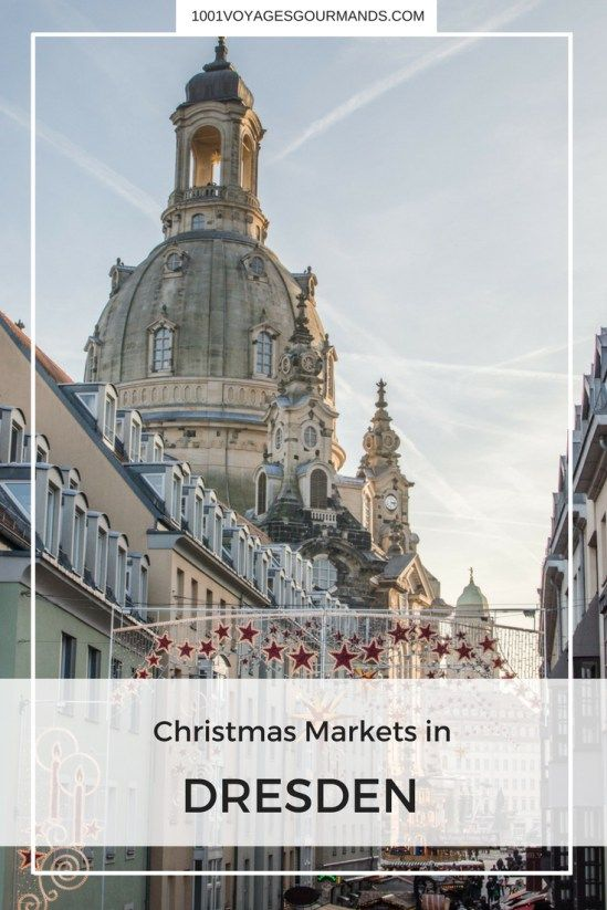 Christmas Markets in Dresden