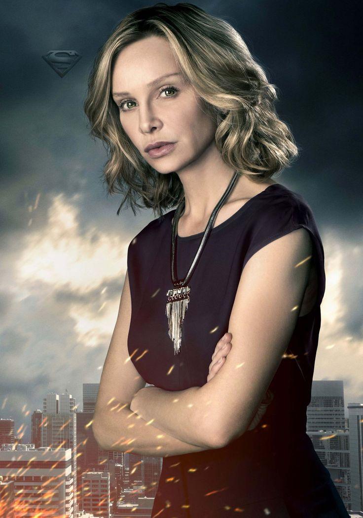 Supergirl season 2 poster of Cat Grant
