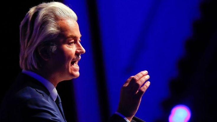 """Pays-Bas: le candidat d'extrême droite pris en flagrant délit de """"fake news"""" - SFR News"""