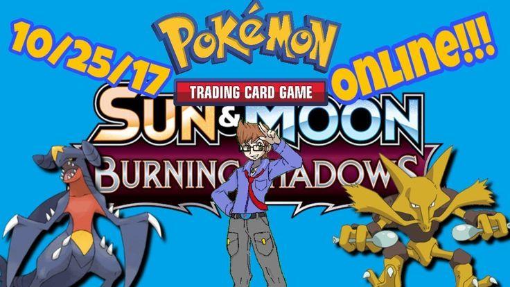 Pokemon TCG Online: Pack Opening 10/25/17