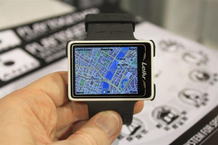 Gadgets - Leikr GPS sports watch