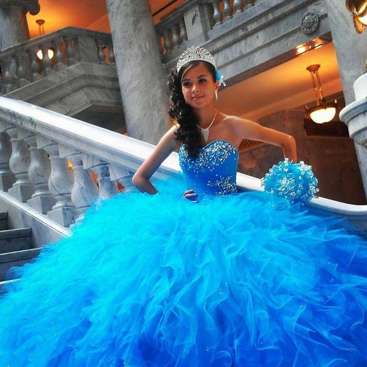 Plus size quinceanera dress 26809