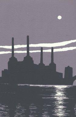 Battersea Power Station by Ian Scott Massie