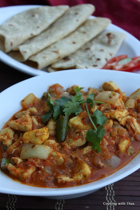 Chicken Paneer Dopiaza Recipe | -delicious.  next time add spinach