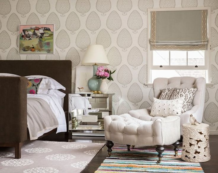 Оформление интерьера спальни - идеи и фото