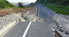 The Nov. 14, 2016, earthquake in New Zealand was much larger than thought possible at the time, prompting a rethink of hazard assessments.