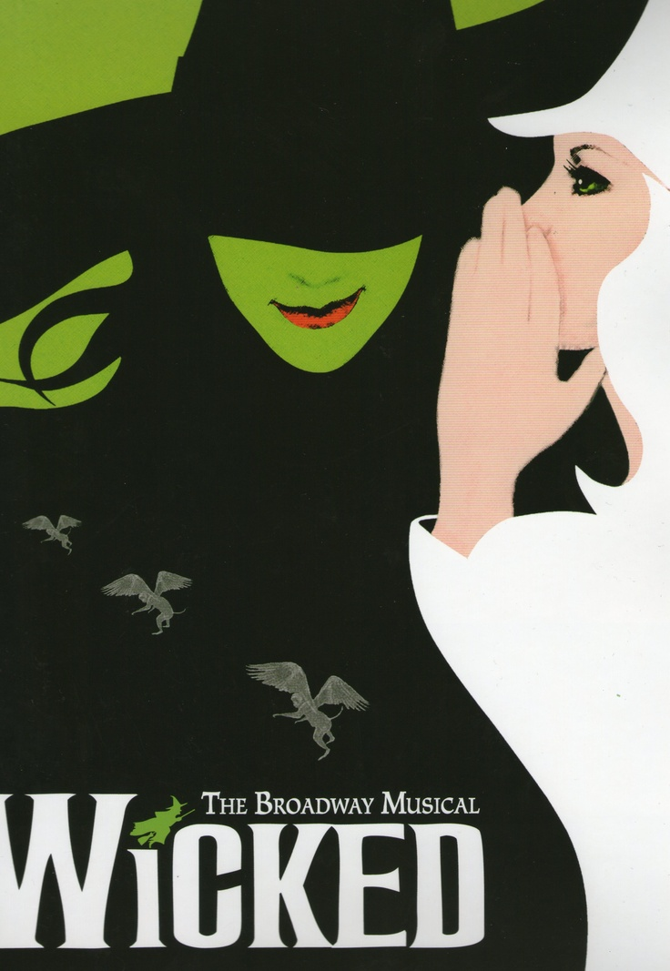 Wicked! - Seen in Adelaide - April 2011 - Festival Theatre