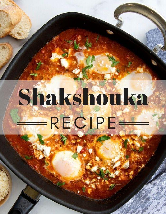Shakshouka Recipe Recipes Delicious Dinner Recipes Baby Food Recipes