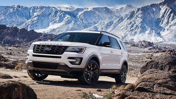 #Ford Expands Popular #Explorer Line   Humanitarian vehicles   #KJAER & KJAER
