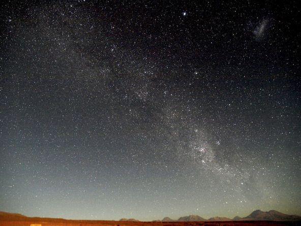 Milky Way    Atacama Large Millimeter/submillimeter Array