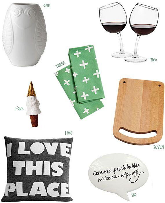 Fun Housewarming Gift Ideas Little White Whale Features