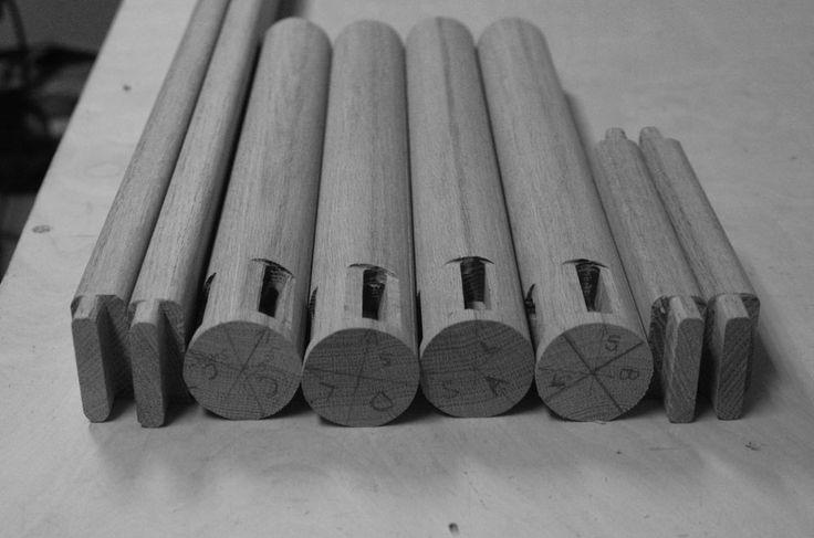 bench frame parts