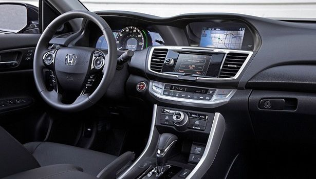 2016 Honda Accord - interior