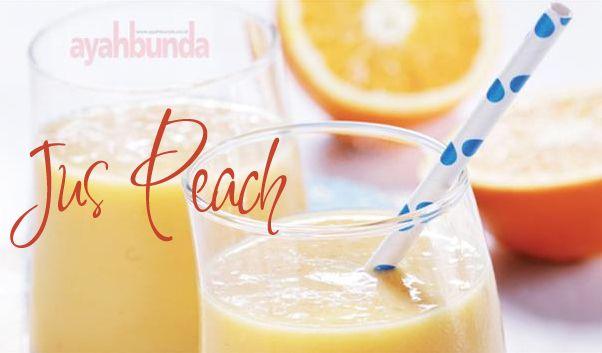 Jus Peach :: Peach Juice