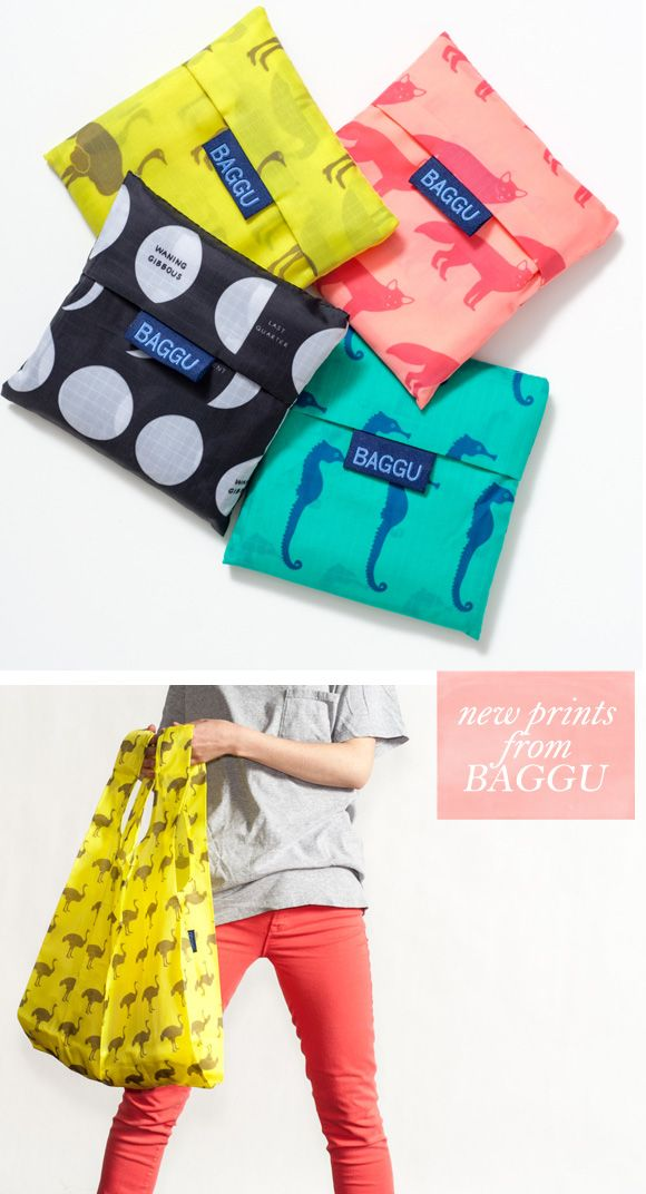 A Baggu nylon tote was perfect for my round the world trip. I stored this reusable tote in my purse or backpack for those moments in the market to buy fruits or storing wet or dirty clothes and then using it to carry laundry to the local launderer   http://www.rtwgirl.com/baggu