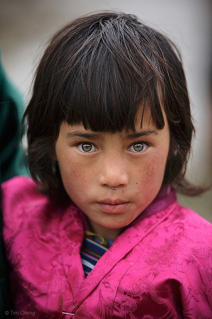 Green-eyed Girl by oeyvind, via Flickr