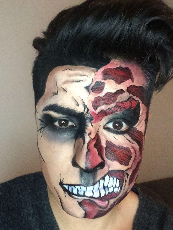 41 best Halloween Makeup Proyect images on Pinterest | Halloween ...