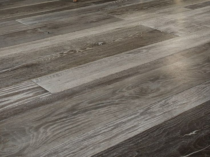 Piso de madeira de carvalho-vermelho GREY BOARD by I Vassalletti