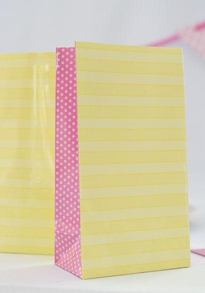 Pink Favor Bags | Pink Dots Favour Bags- Set of 15 Bags $12.95 Shop for it http://www.partymama.com.au/favour-bags-pink-dots-favour-bag-set-p-16.html