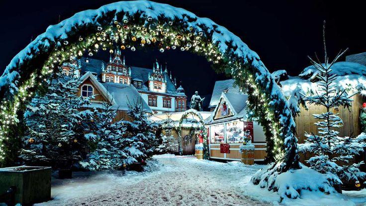 Get in the spirit at Copenhagen's Christmas markets