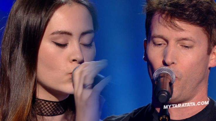 "James Blunt / Jasmine Thompson ""7 Years"" (Lukas Graham) (2017)"