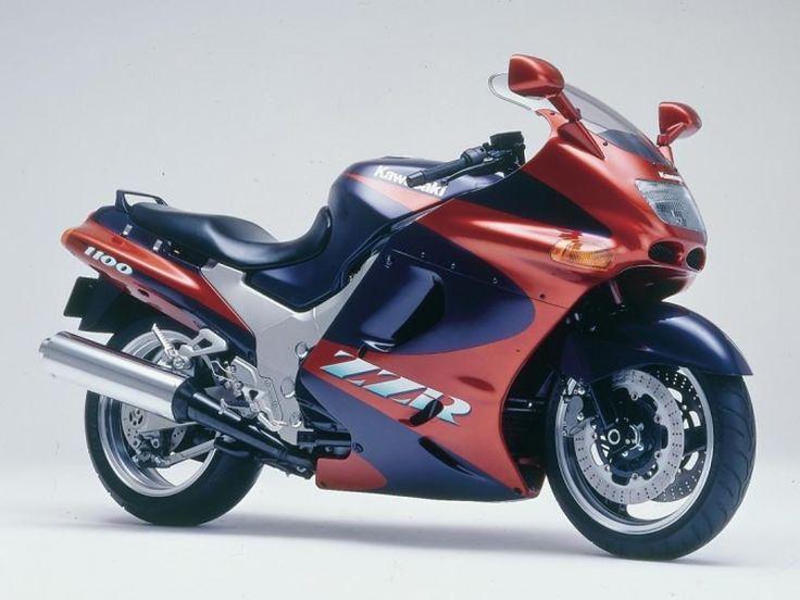 Kawasaki ZZR1200 (2003)