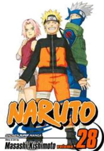 Comic Naruto Pdf