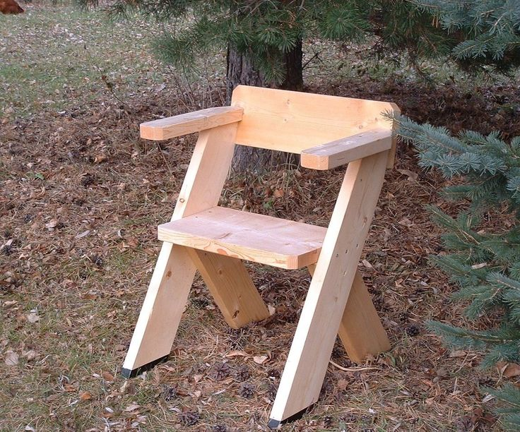 This is a project that will reward you with comfort! It will last outdoors for years and years with no upkeep, weathering gracefully as the years roll on. It has ...