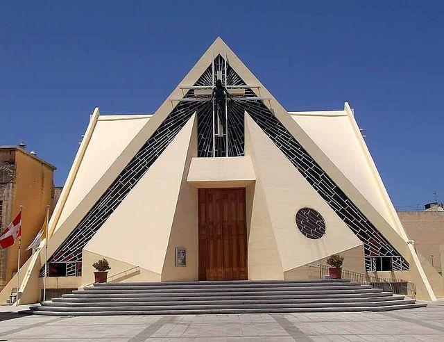 Fgura Parish church |