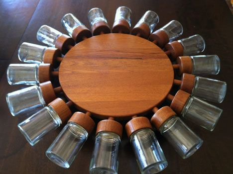 25 Best Ideas About Rotating Spice Rack On Pinterest