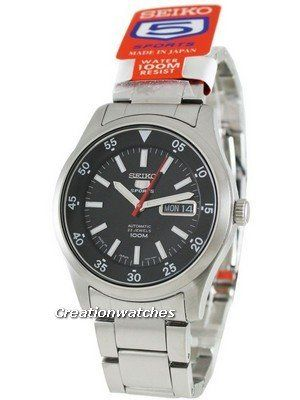 Seiko 5 Sports Automatic SNZG05J1 SNZG05 SNZG05J Men's Watch