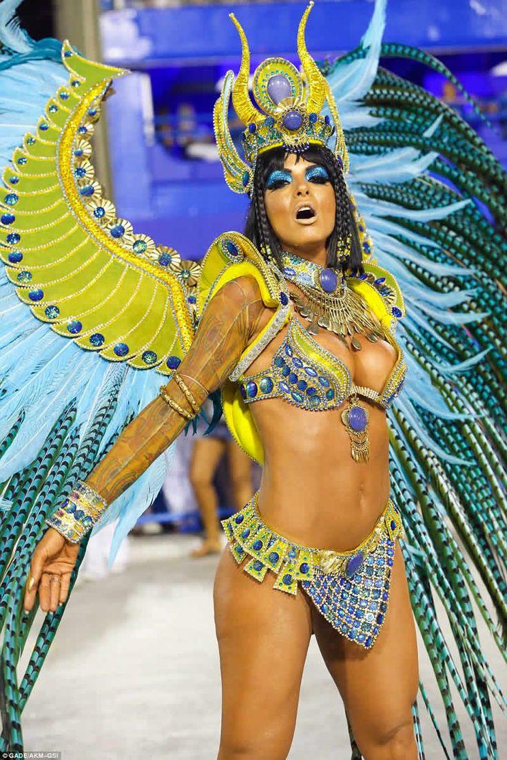 Carnaval x Brasilien 2015