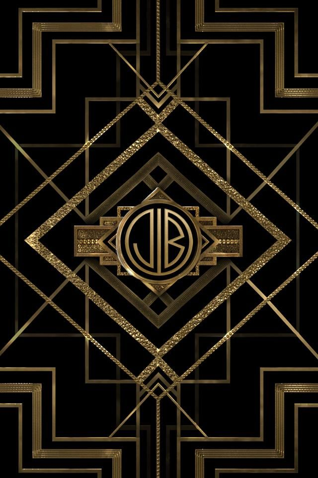 Very cool. Create a custom wallpaper or stationery! ~ The Great Gatsby - Monogram Maker