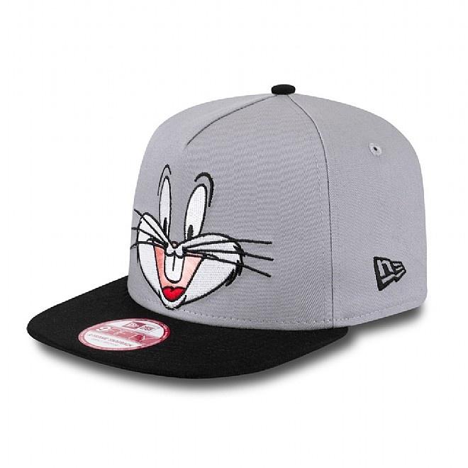 New Era Looney Face Bugs Bunny 9FIFTY Snapback