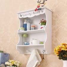 wall rack shabby