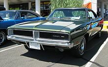 Dodge Charger - 1969