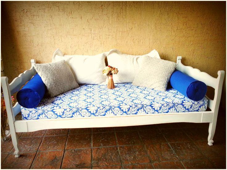 diván cama provenzal. mendoza
