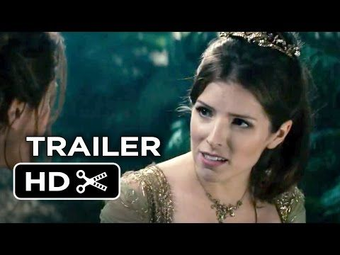 Into the Woods Official Trailer #1 (2014) - Anna Kendrick, Johnny Depp Fantasy Musical HD - YouTube