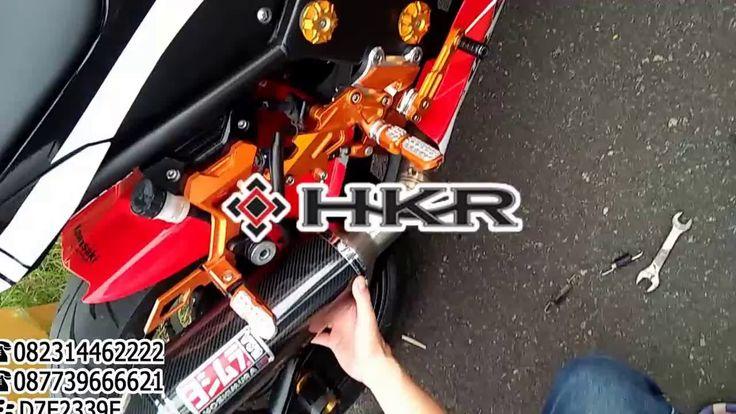 Tes Suara Knalpot Yoshimura TRC USA Carbon Kawasaki Ninja 250 FI Mantap ...