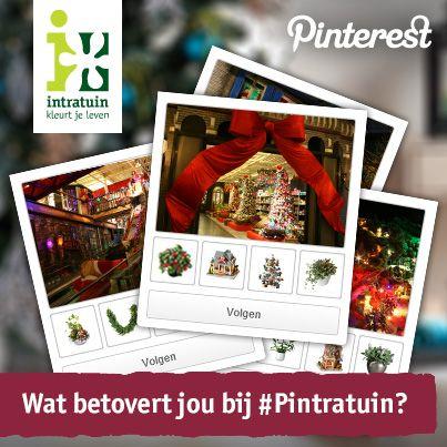 Laat ons zien wat jou betovert op de grootste kerstmarkt. De 3 mooiste borden belonen we met een Intratuin cadeaukaart van € 100,- !