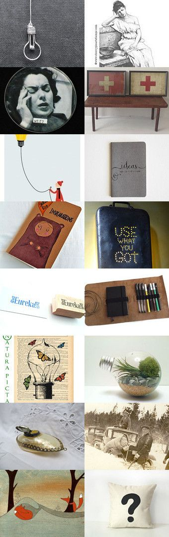 Don't have a clue by Ginger Zoo and Co. on Etsy--Pinned with TreasuryPin.com eit3000