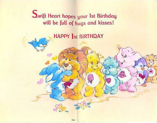 92 best Care Bear Cousins images – Care Bears Birthday Card