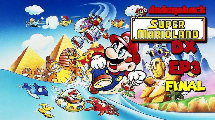 Tatanga Gets Bombed | Super Mario Land 1 DX - Ep 03 [FINAL]