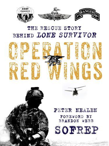 Shared via Kindle. Description: Marcus Luttrell's blockbuster bestseller, Lone Survivor—soon to be a major motion picture—tells the story of Operation Red Wings, in which four U.S. Navy SEALs were inserted into the mountains of eastern Afghanistan with the ...