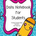 Data Notebook for Students- Increasing students' effort, motivation, and determination for academic success!  Every year teachers struggle with student accountability. How to I get them motivated to work hard and put forth their best effort?  The answer is found within Data Notebooks for Students. Here, students can set academic goals, monitor their own progress, reach milestones, and reflect on their progress.