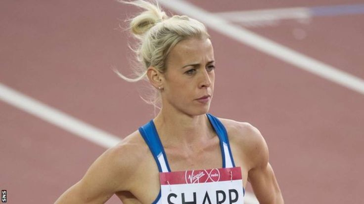 Lynsey Sharp sets new Scottish indoor 800m record in Boston
