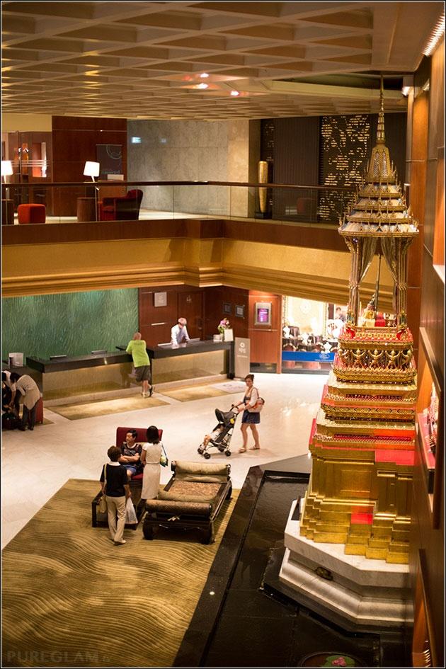 Royal Orchid Sheraton Hotel Bangkok, Thailand - Review and photos