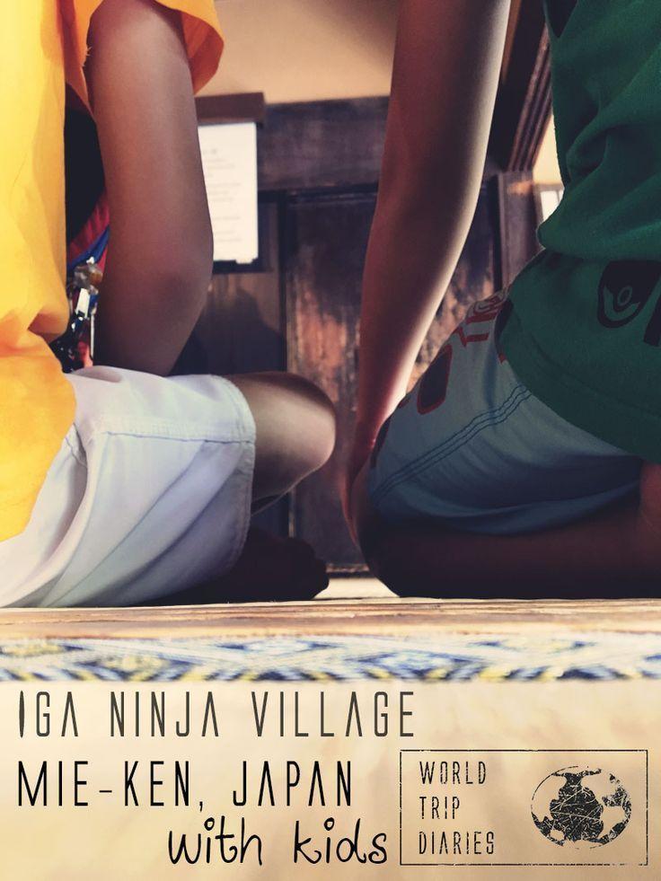 A visit to Iga-Ueno Ninja Village in Japan - World Trip Diaries